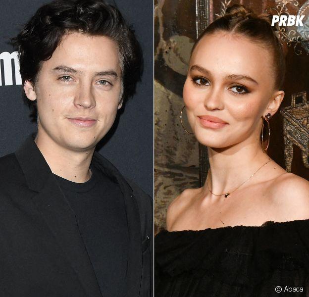 Cole Sprouse et Lily-Rose Depp en couple ? L'actrice répond à la rumeur avec humour