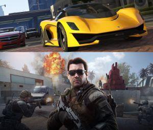 GTA 5 (GTA V) et Call of Duty dominent le top 20 des jeux vidéo les plus vendus au monde