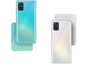 Le Samsung A51 est dispo en 3 couleurs