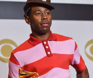 Grammy Awards 2020: Tyler, The Creator sur le red carpet