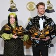 Grammy Awards 2020: Billie Eilish avec son frère Finneas sur le red carpet