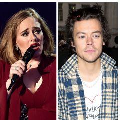 Adèle et Harry Styles en couple depuis plusieurs mois ?