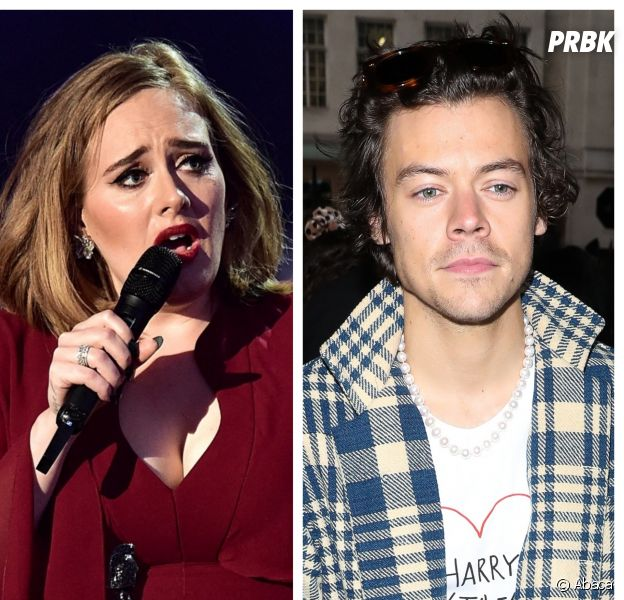 Adèle et Harry Styles en couple ?