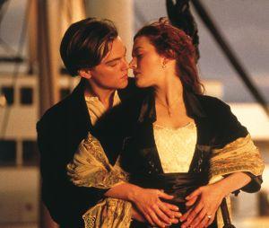 Titanic : Leonardo DiCaprio et Kate Winslet