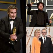 Oscars 2020 : Parasite, Joaquin Phoenix, 1917... tous les gagnants et les photos du tapis rouge