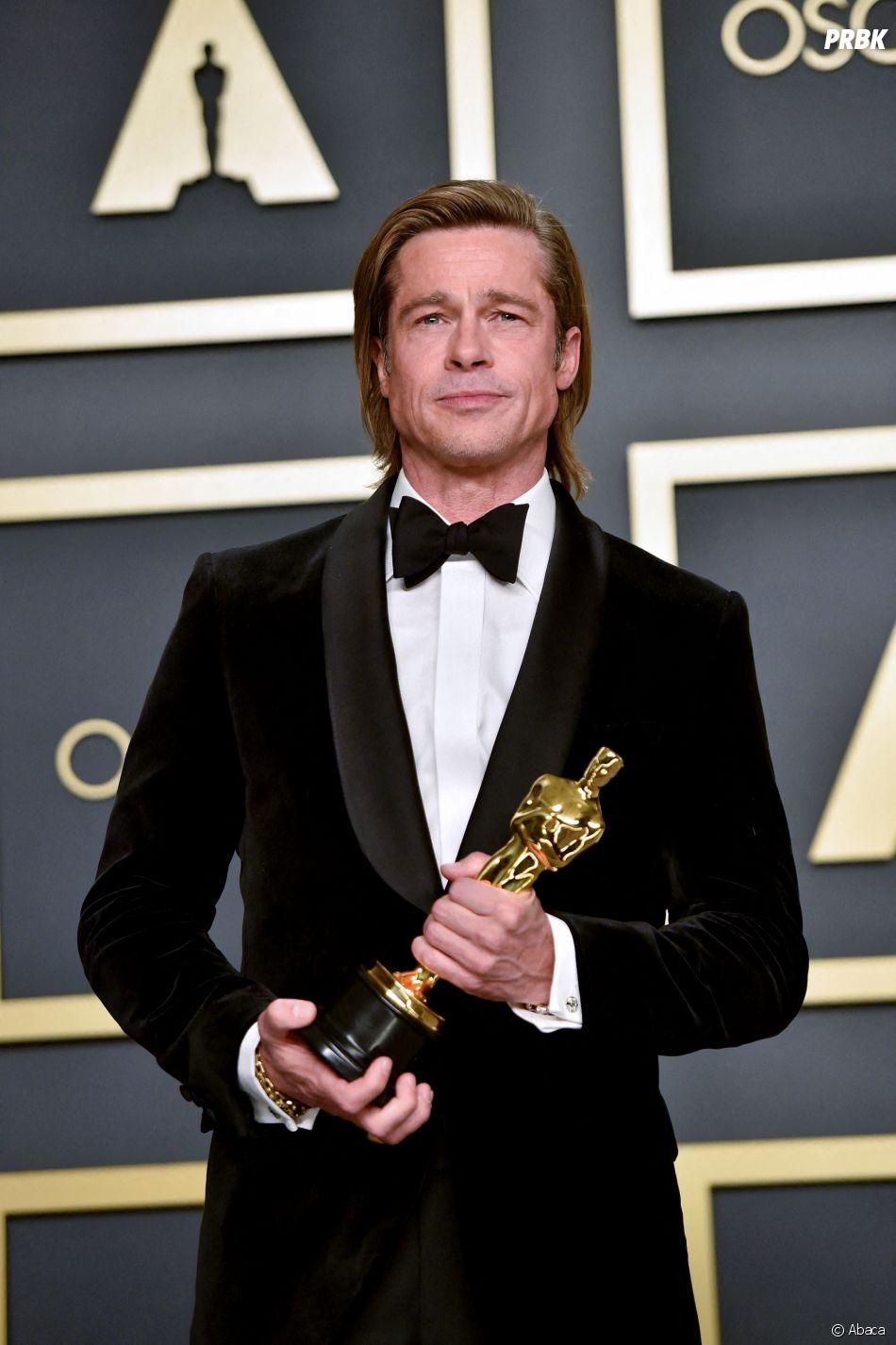 Oscars 2020 : Brad Pitt récompensé