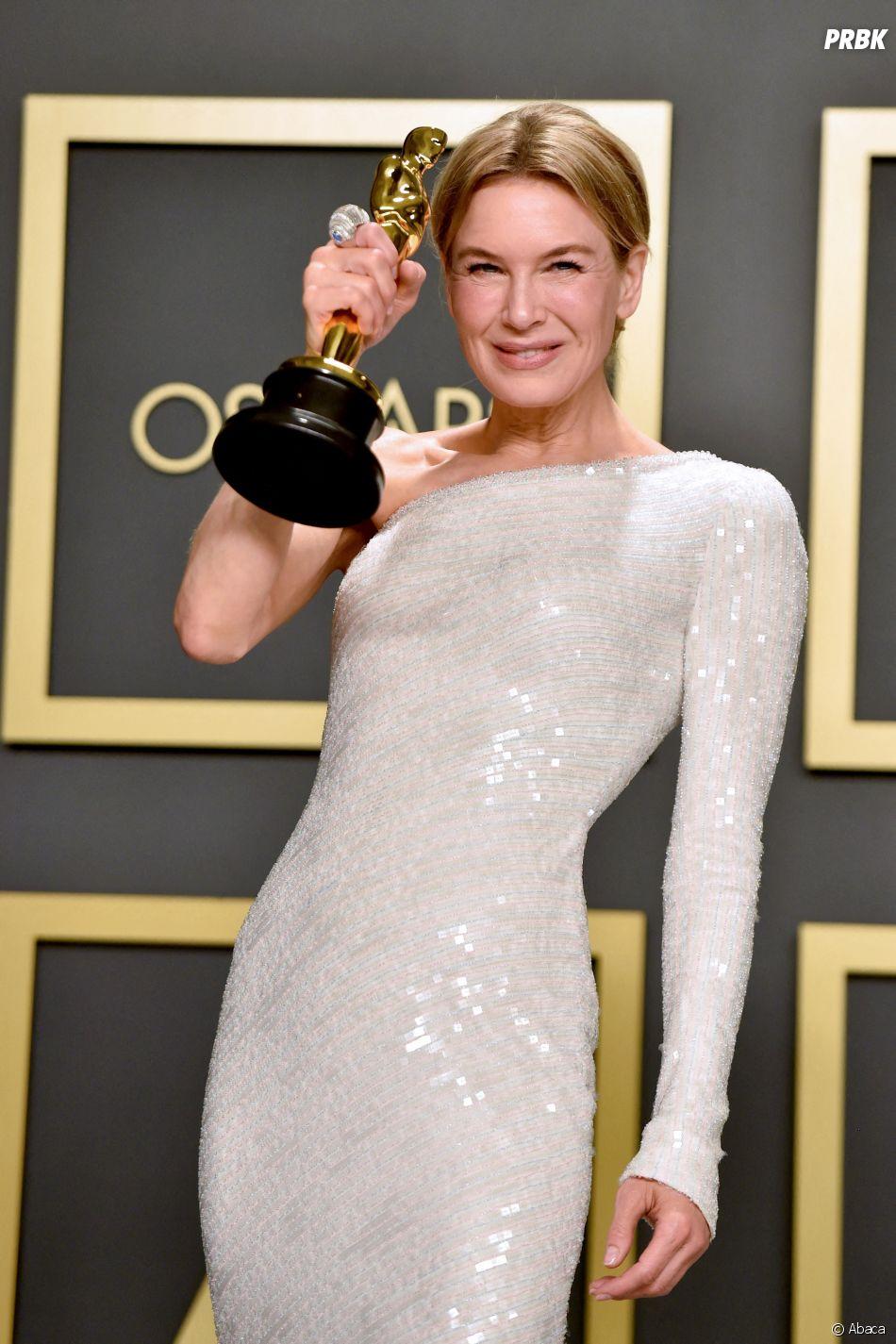 Oscars 2020 : Renée Zellweger récompensée