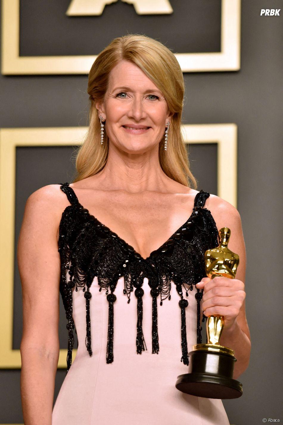 Oscars 2020 : Laura Dern récompensée pour sa performance dans Marriage Story