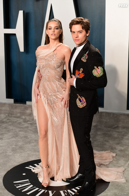 Oscars 2020 : Dylan Sprouse avec sa petite amie Barbara Palvin