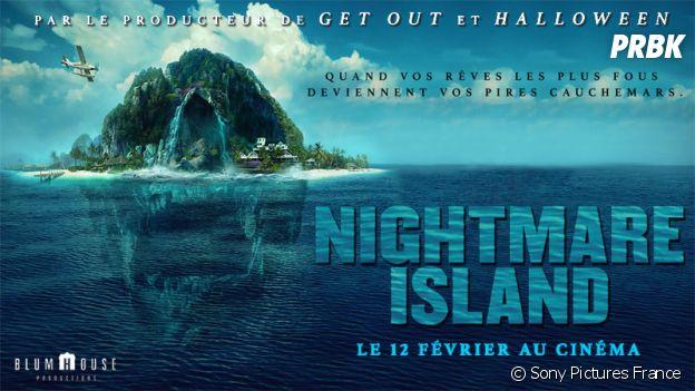 Lucy Hale dans Nightmare Island, actuellement au cinéma.