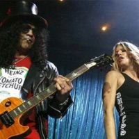 Fergie en duo avec Slash ... le clip hot de Beautiful Dangerous