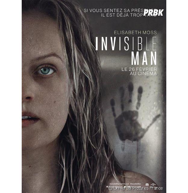 Invisible Man au cinéma le 26 février.