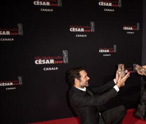 Nicolas Bedos et Fanny Ardant gagnants au César 2020