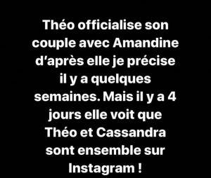 Cassandra (La Villa des Coeurs Brisés 5) et Amandine trahies par Théo ?