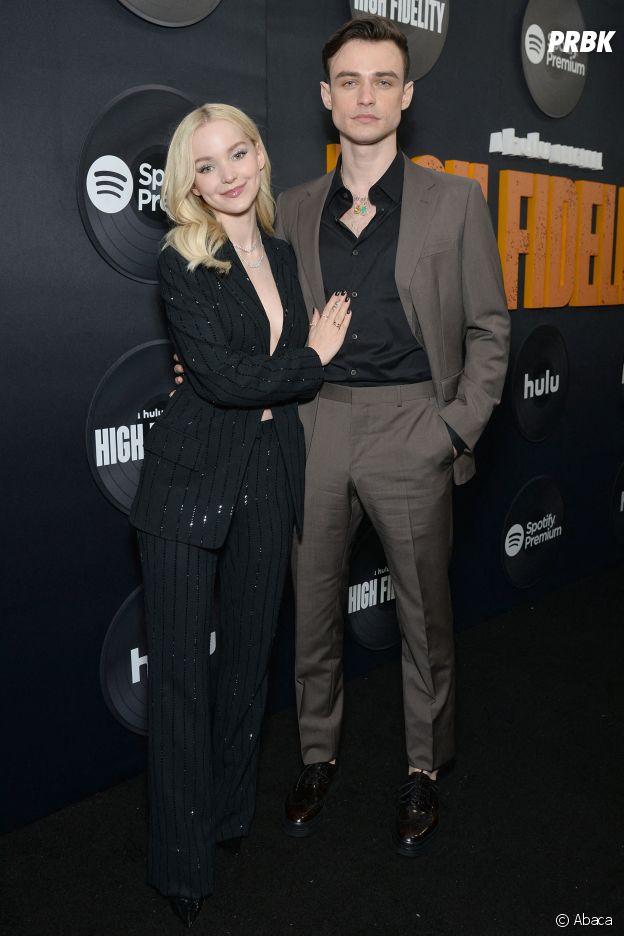 Gossip Girl : Thomas Doherty, le chéri de Dove Cameron, au casting du reboot