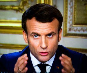 Allocution de Macron sur le Coronavirus : les sous-titres ont fait marrer les internautes