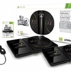 DJ Hero 2 sur Xbox 360 ... On a testé le pack soirée