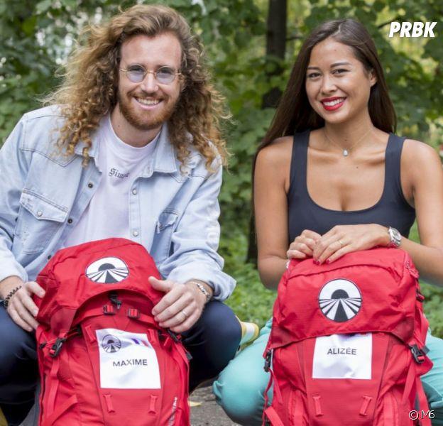 Pékin Express 2020 (Pékin Express : Retour sur la route mythique) : Alizée et Maxime éliminés du jeu présenté par Stéphane Rotenberg