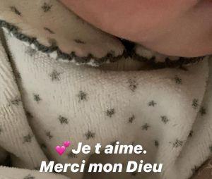 GIMS papa pour la 5ème fois : sa femme DemDem annonce avoir accouché sur Instagram