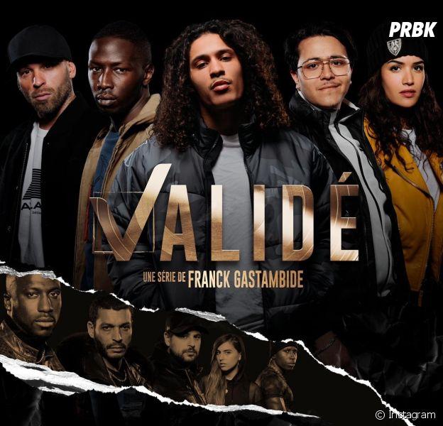 Validé : la série de Franck Gastambide déjà renouvelée pour une saison 2 !