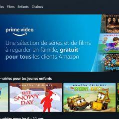 Prime Video propose des dessins animés et séries gratuitement pour les enfants