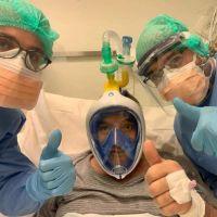 Les masques de plongée Decathlon pourraient aider les médecins, mais la marque reste prudente