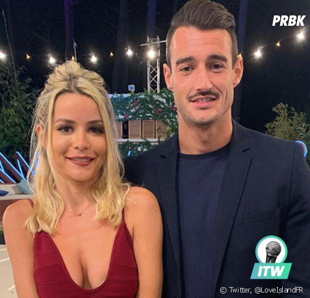 Tristan (Love Island) et Angèle : victoire, arrêt du tournage, confinement... ils se confient (Interview)