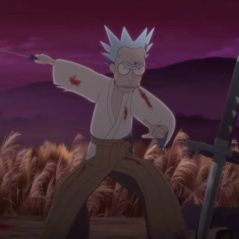 Rick & Morty rend hommage aux anime dans un court-métrage inédit (et sanglant)