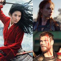 Mulan, Black Widow, Thor 4... voici les nouvelles dates de sortie des films Disney