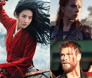 Mulan, Black Widow, Thor 4... voici les nouvelles dates de sorties des films Disney