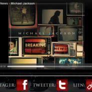 Michael Jackson ... Ecoutez son nouveau tube ... Breaking News issu de l'album MICHAEL