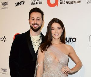 Ashley Greene et son mari Paul Khoury