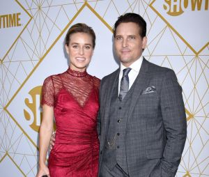 Twilight : Peter Facinelli et sa fiancée Lily Anne Harrison