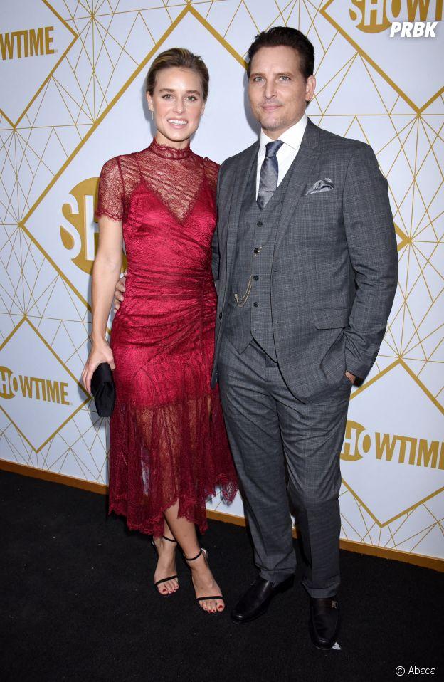 Twilight : Peter Facinelli et sa fiancée Lily Anne Harrison