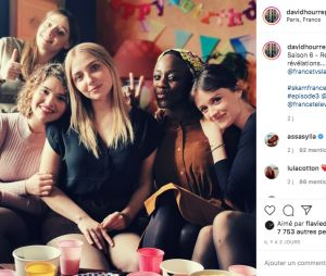 Skam France saison 6 : Philippine Stindel, Coline Preher, Lula Cotton-Frapier, Assa Sylla et Marilyn Lima réunies
