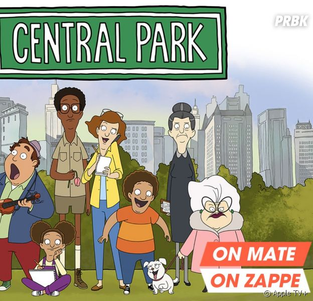 Central Park : faut-il regarder la série de Apple TV+ par le papa de Bob's Burgers ?