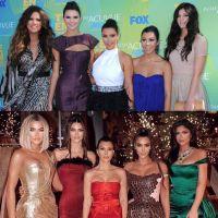 L'incroyable famille Kardashian sur Netflix : le avant-après des soeurs Kardashian-Jenner