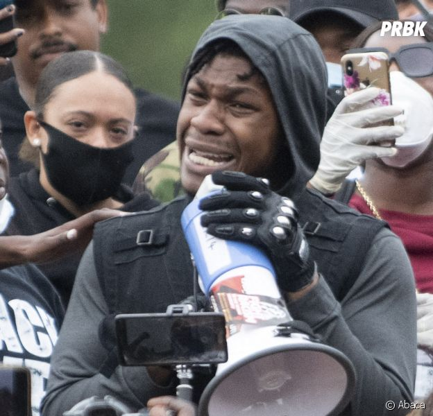 Black Lives Matter : John Boyega soutenu par Lucasfilm après son discours fort et engagé