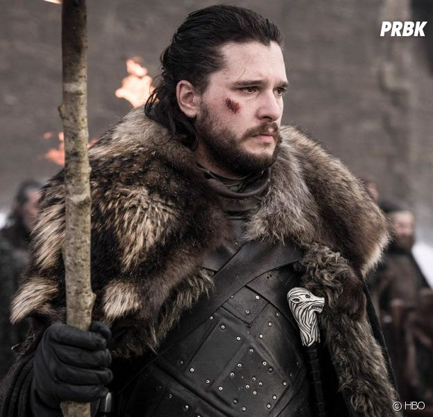 Game of Thrones : Kit Harington défend et explique la fin de Jon Snow