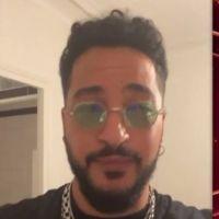 Slimane : son numéro de téléphone dévoilé sur TF1, le chanteur se marre