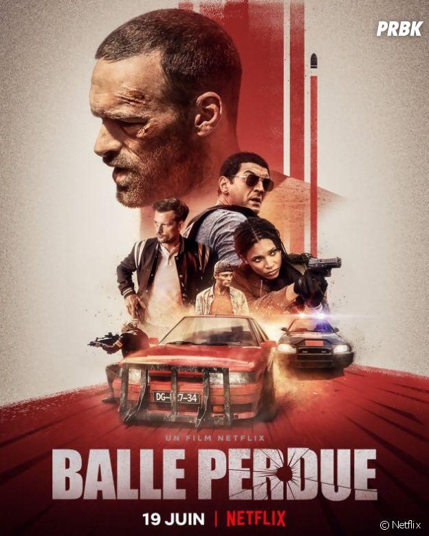 Balle Perdue, l'affiche du film.