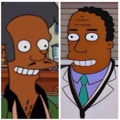 Les Simpson : les acteurs blancs ne doubleront plus les personnages de couleur