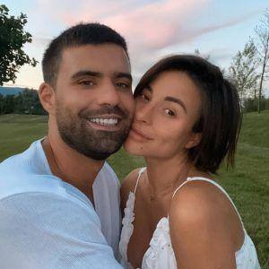 Vincent Queijo et Rym bientôt parents pour la première fois : ils dévoilent le sexe de leur bébé 👶