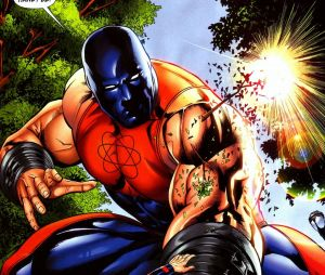 Noah Centineo jouera Atom Smasher dans Black Adam