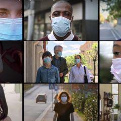 Ellen Pompeo, Morgan Freeman... Les stars US s'engagent pour le port du masque