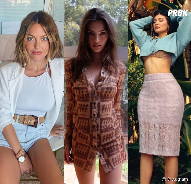 Caroline Receveur, Emily Ratajkowski, Kylie Jenner... 5 influenceuses qui ont créé leurs lignes de vêtements
