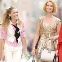 Sex and The City 3 au cinéma ... c'est ce que veut Kristin Davis (Charlotte)