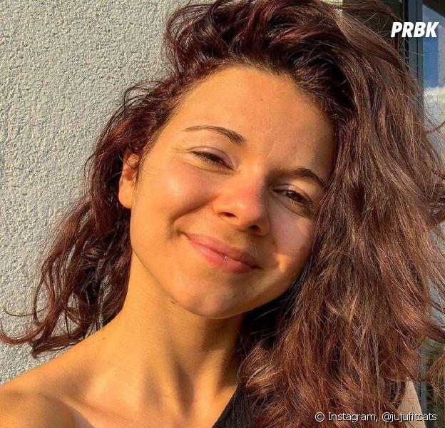 """Juju FitCats atteinte du Covid-19 : """"douleurs"""", """"odorat"""", """"fatigue""""... Elle donne de ses nouvelles sur Instagram"""