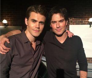 The Vampire Diaries : Une fan en pleurs à cause de la mort de Stefan, Ian Somerhalder et Paul Wesley lui répondent