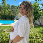 Emilie Fiorelli maman : elle a accouché de son 2ème bébé, sans M'Baye Niang mais avec son frère Loïc